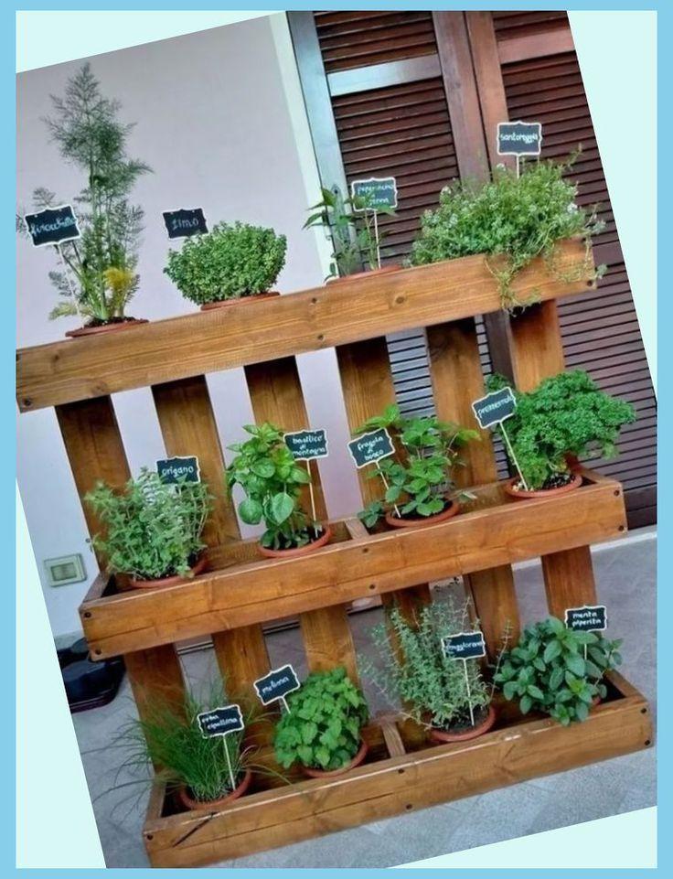 Herb Garden Smallhome Apartment Glebemines Com Balcony Herb Garden Diy Porch Herb Garden Decks Balcony H Jardineria Y Plantas Jardineria Plantas