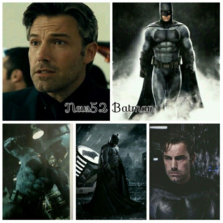 52 Batman *Ben Affleck*