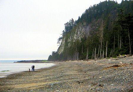Haida Gwaii Agate Beach, possibly one of the MOST BEAUTIFUL beaches ANYWHERE!!!
