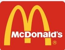 McDonalds Nutrition Chart