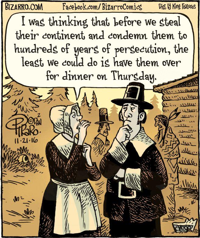 Bizarro comic strip