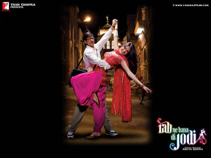 Rab Ne Bana Di Jodi - Shah Rukh Khan, Anushka Sharma #hindimovie