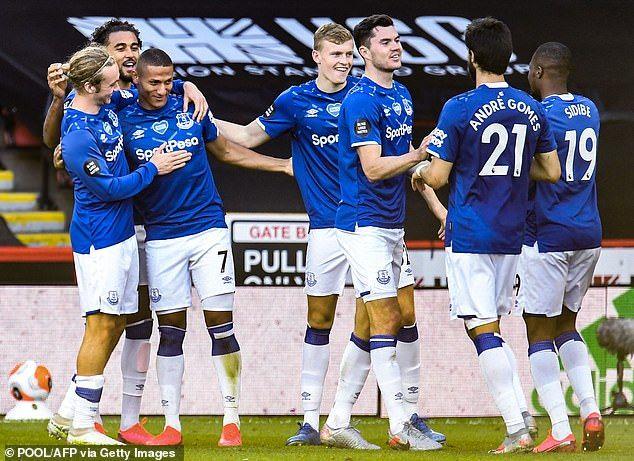 Everton Fixtures Premier League 2020-21: Tottenham away on ...
