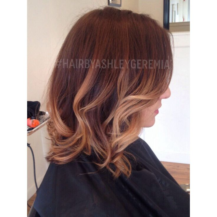 Ombre Highlights Short Hair Find Your Perfect Hair Style