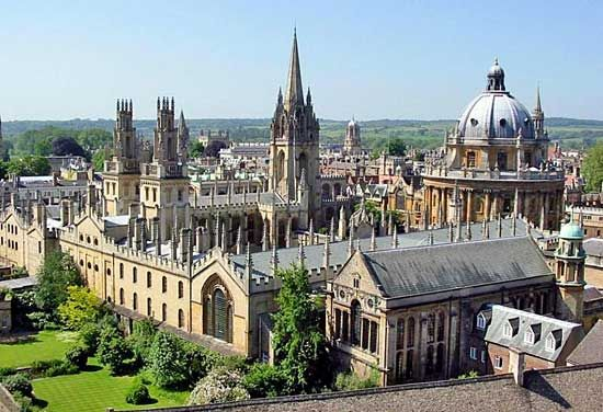 Oxford University | Oxford University + My Dylan Thomas Poetry Prize Nomination