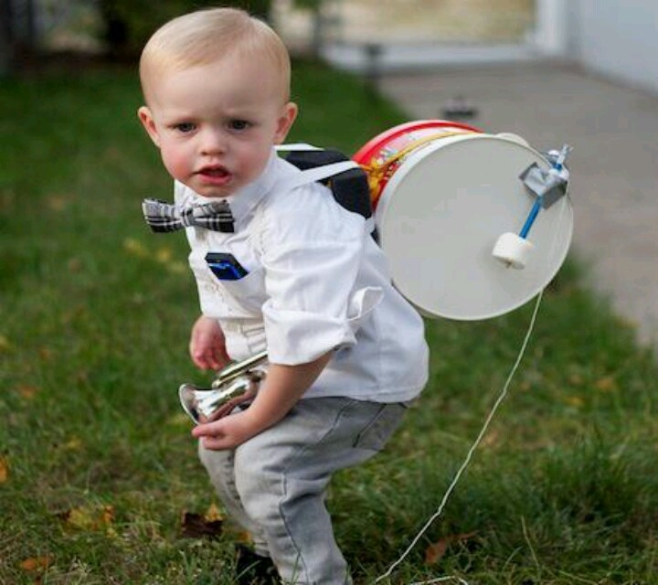 cute last minute idea for a kids costume diy toddler halloween - Last Minute Toddler Halloween Costumes