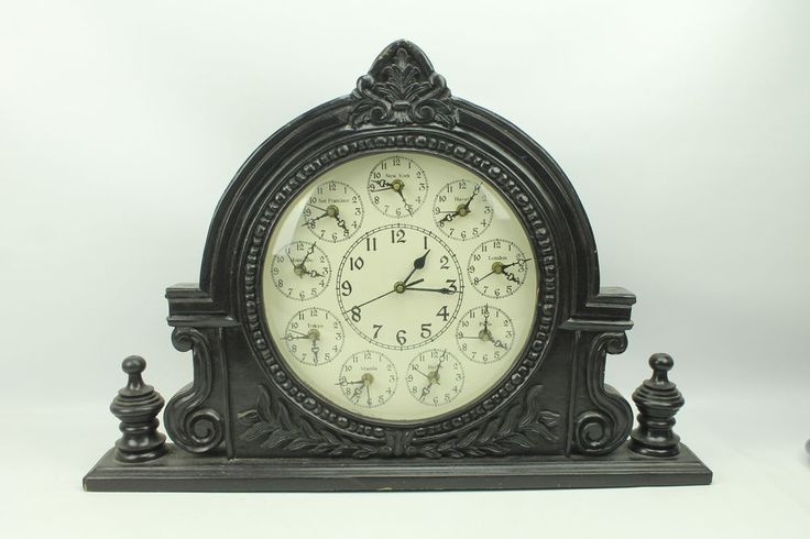 10 Ideas About Mantle Clock On Pinterest Antique Decor