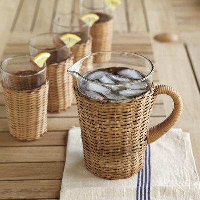 Summer drinks.