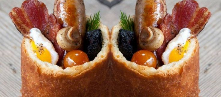 South African-inspired bunny chow restaurant wins best breakfast award in UK