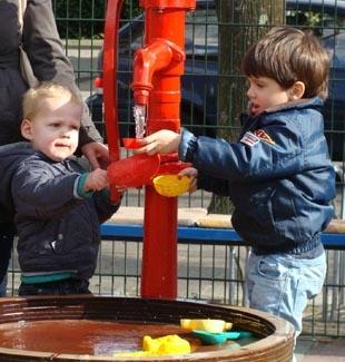 Speeltuin De Zoutkeet, Hilversum