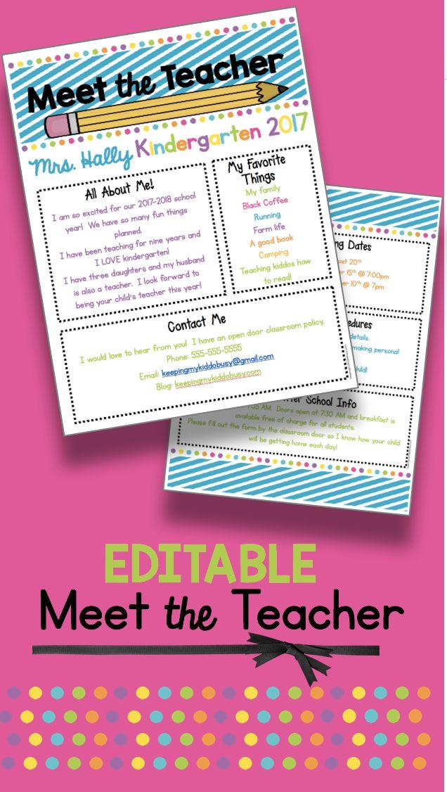 best 25  teacher newsletter ideas on pinterest