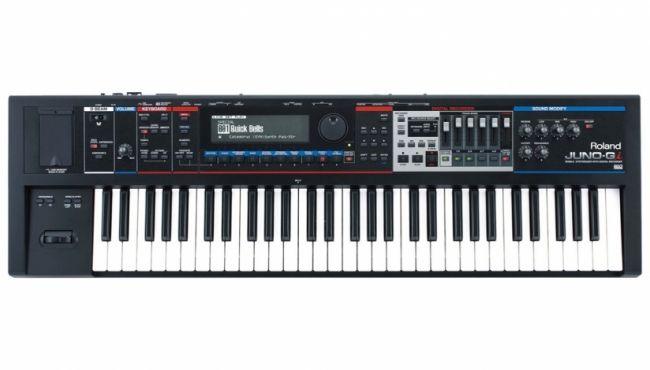 Roland JUNO Gi Professional Synthesizer