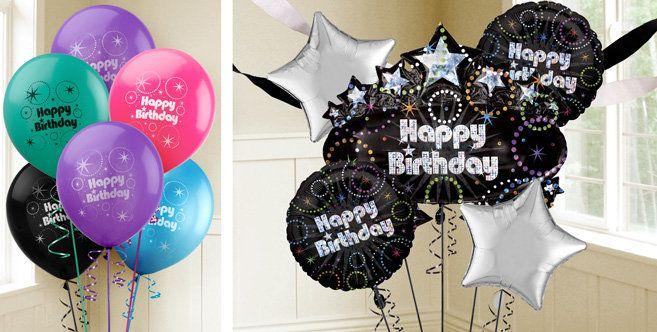 Birthday 27 Balloons Party City
