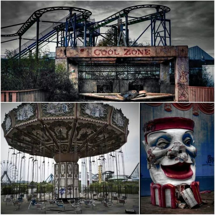 17 Best Images About Creepy Carnival Theme Park And Circus