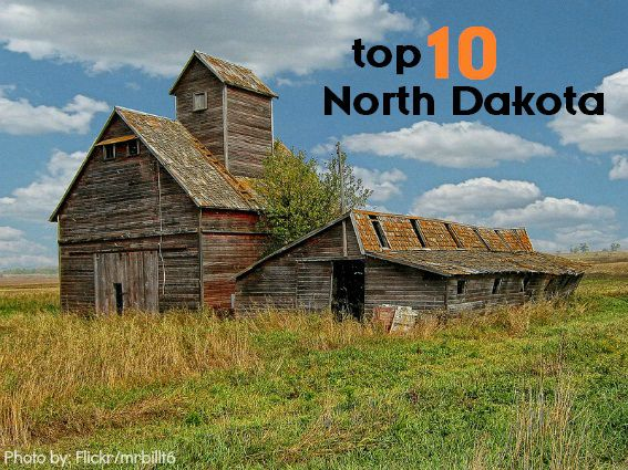 Top Ten Things for Families to do in North Dakota