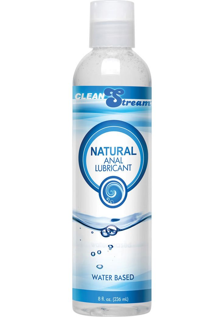 Buy Clean Stream All Natural Water Based Anal Lube 8 Oz online cheap. SALE! $10.99