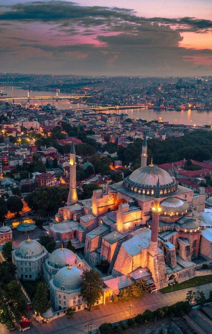 Bienvenue à Istanbul, Turquie. 🕌🇹🇷