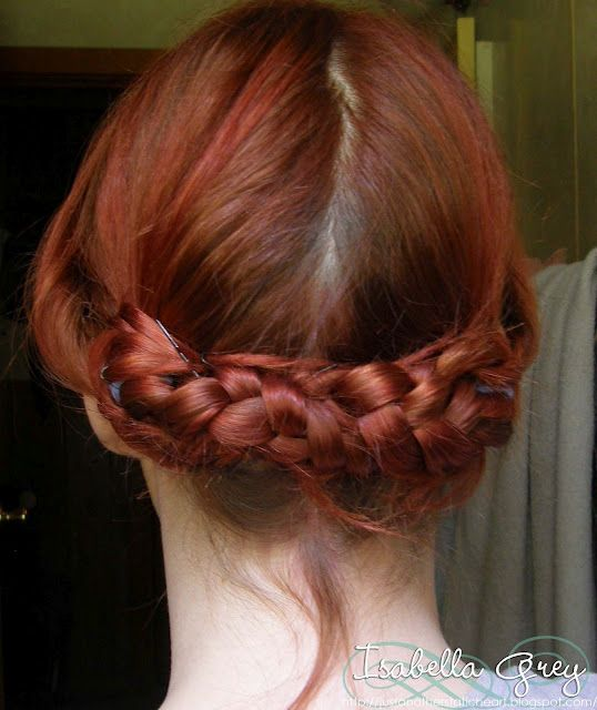 Civil War Hairstyles for Ladies