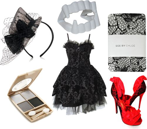 Modern Vampire Dress Up