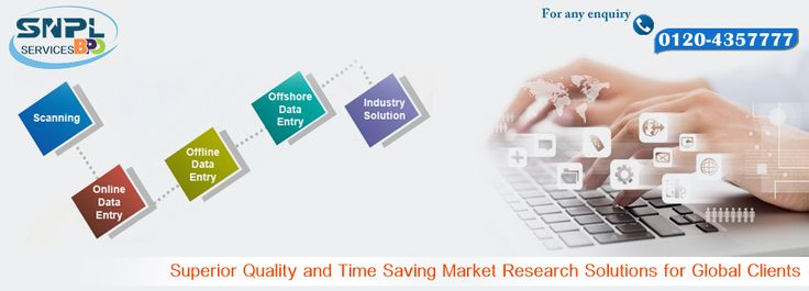 Superior quality and Time saving market research solutions for Global Clients...
