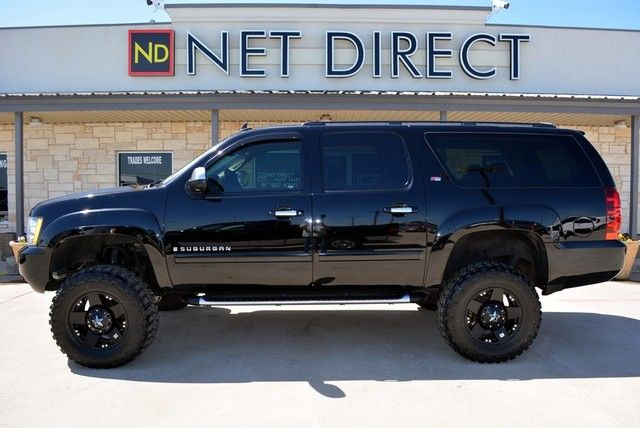 2007 Chevrolet Suburban LT3 1500 LIFTED 4WD | Fort Worth, TX | Net Direct Auto Sales