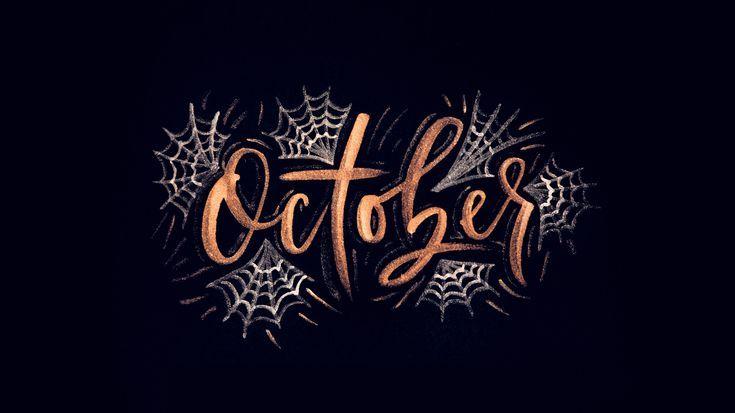 45 Handpicked Halloween Wallpapers October Wallpaper Halloween Wallpaper Desktop Wallpaper