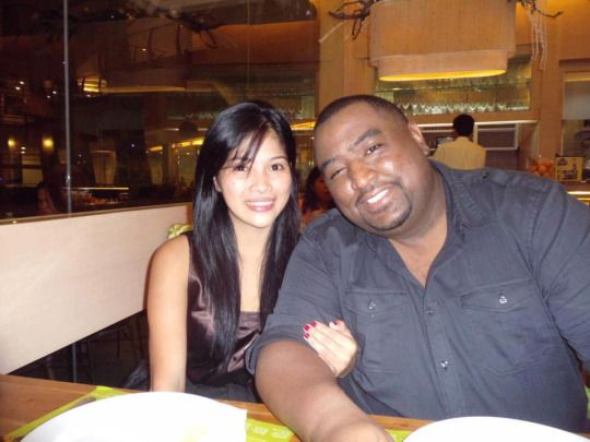 Black and asian dating