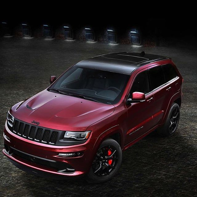 2016 jeep grand Cherokee night limited edition - for when it's time to upgrade:)