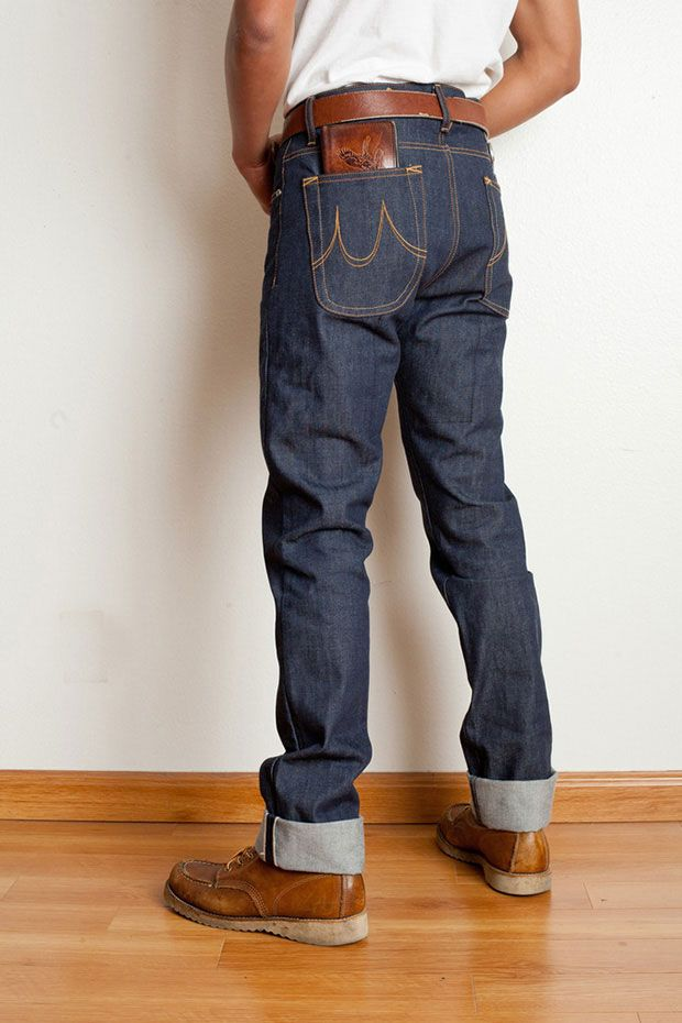 Maple Kevlar Motorcycle Jeans - Slim Fit 1979 LA