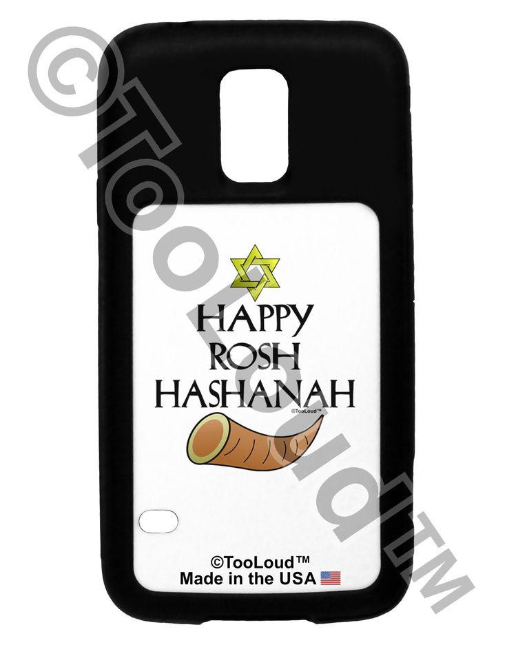 Happy Rosh Hashanah Galaxy S5 Case
