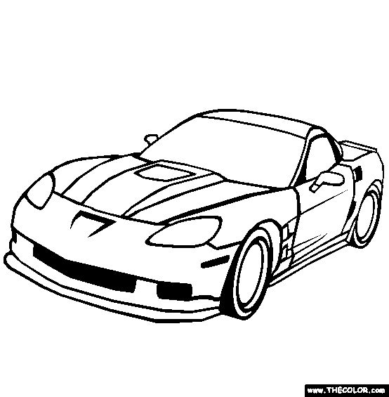 Drawing 69 Vette