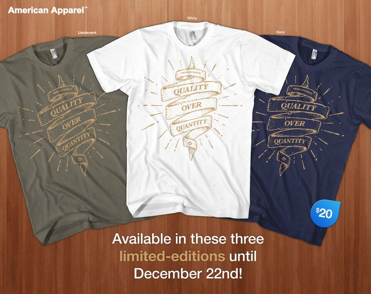 From up North Limited-Edition T-shirts