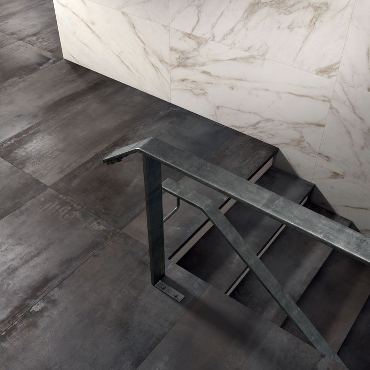 Porcelain stoneware wall tiles / flooring INTERNO 9 by ABK Industrie Ceramiche