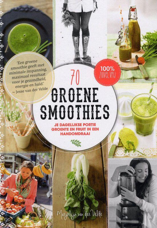 Heerlijk om de dag te beginnen met een groene smoothie....love it!