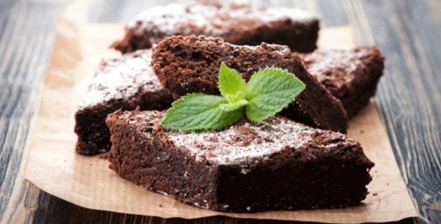 Hříšně dobré brownies