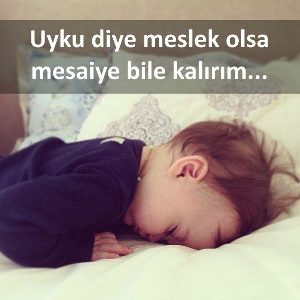 Uyku diye meslek olsa mesaiye bile kalırım...  #sözler #anlamlısözler #güzelsözler #manalısözler #özlüsözler #alıntı #alıntılar #alıntıdır #alıntısözler