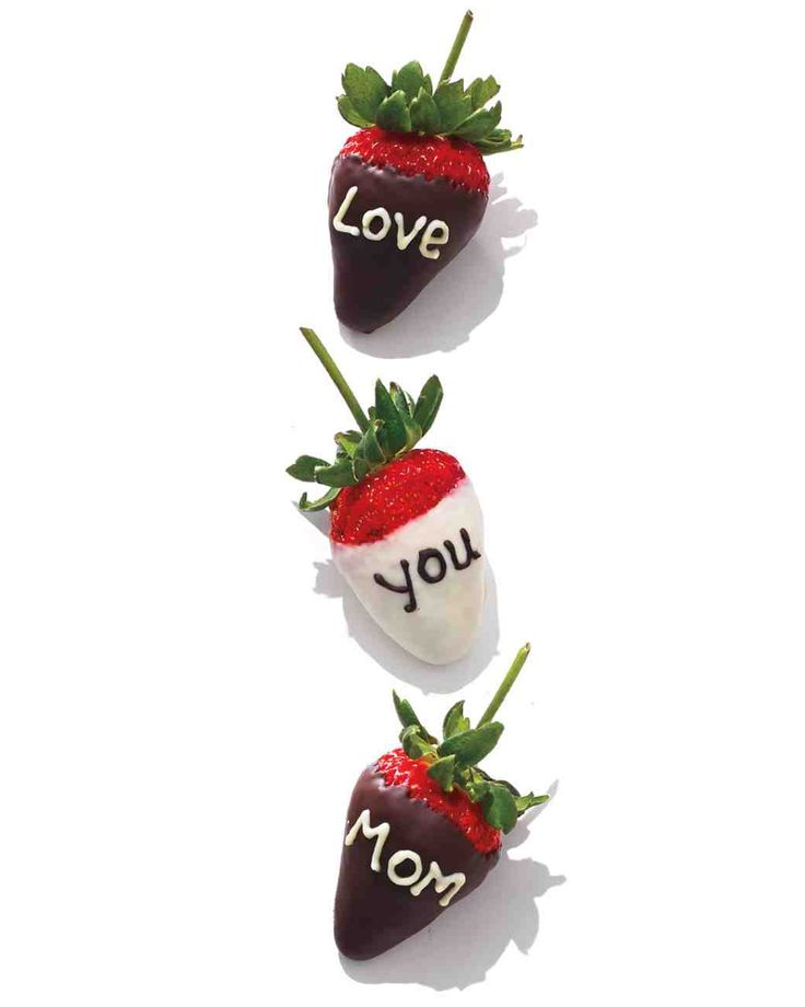 Up the sweetness factor of your chocolate-covered strawberries.