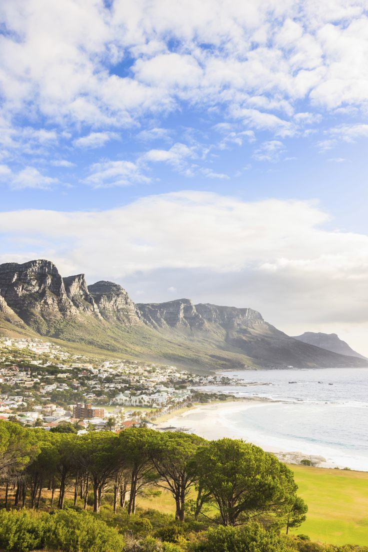 Cape Town, South Africa It might take nearly a full day of travel to reach Cape Town, but the city's sweeping vistas from Table Mountain and miles of beaches are totally worth the long haul