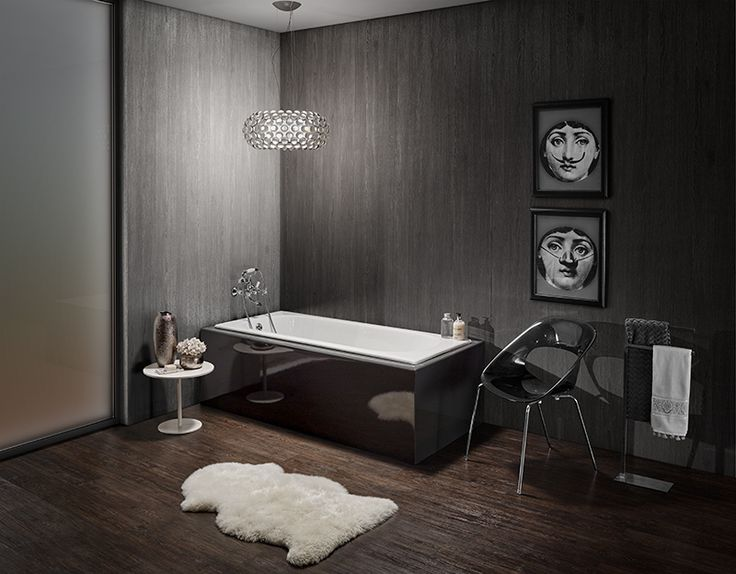 Built-in bathtub: BALI