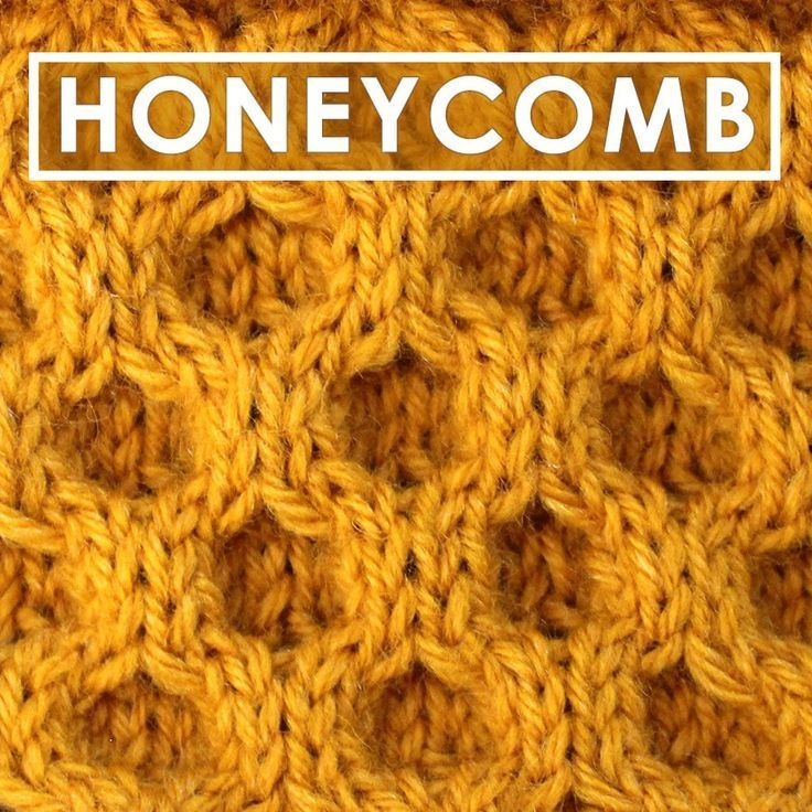 4c84d404758ab How to Knit the Honeycomb Cable Stitch with Free Written Pattern and Video  Tutorial by Studio Knit.  knitstitchpattern  studioknit