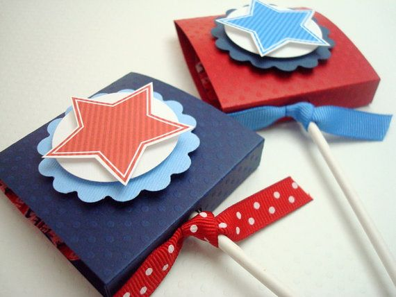 favors or treats- can be customized on back of lollipop