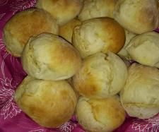 Rezept Käsebrötchen / Quarkbrötchen - ohne Hefe und schnell  von birgitg - Rezept der Kategorie Brot & Brötchen