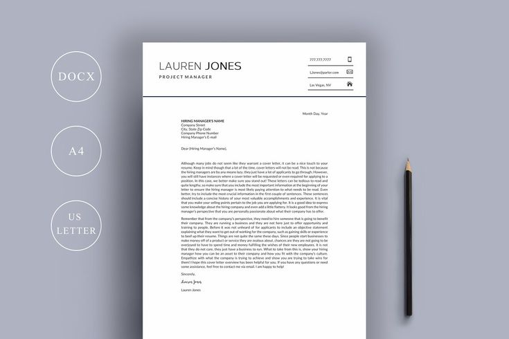 Ad resume 4 page a4 us letter sizes by the resume