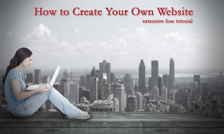 Today, everybody needs a website. Here's the most extensive how to create your own website free tutorial. PLUS, how to setup, configure and optimize it.