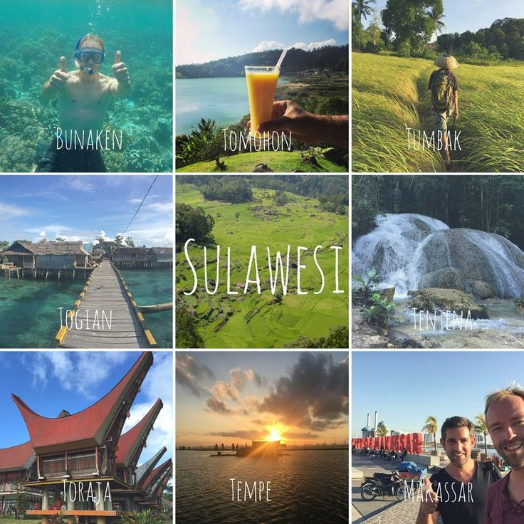 Sulawesi itineraire voyage 3
