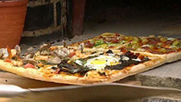 Bella Pizza Rezept Jamie Oliver