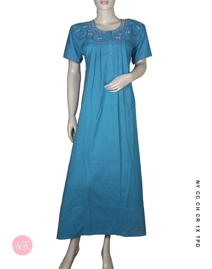 #nightdress #nightwear #nighty #nighties #nightsuit #sleepwear #relaxwear Buy Designer Cotton Nighties for Women, Nightwears, Cotton Nighties, Maxi, Night Dresses, Nightgowns, Sleepwear, Nighty for Girls, Ladies Night Suits in different designs & colors.