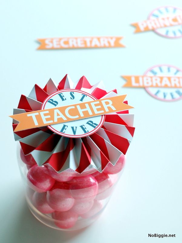 best teacher ever free printable l NoBiggie.net