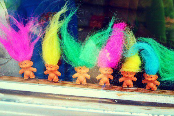 Onları hatırladınız mı? :) O halde hemen şanslı renginizi seçin! Mutlu #Cuma'lar! :) #gunaydin #tgif #friday #fridayiaminlove #pink #yellow #green #blue #fun #colour #favourite #bestoftheday #smile