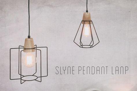 スライン ペンダントランプ スクエア Francfranc(フランフラン)公式サイト|家具、インテリア雑貨、通販